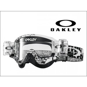 オークリー MX ゴーグル オーフレーム MX OO7029-33 ロールオフキット付属
