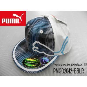 PUMA ジュニア用 キャップ・帽子 PMGO2042You...