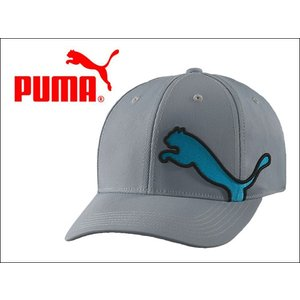 メンズ プーマ キャップ 帽子 PMGO2086 キャットリープ パフォーマンス キャップ USモデル|jecars