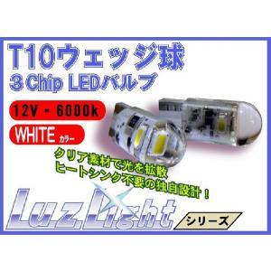 LuzLight T10 ウェッジ球|jecom-online