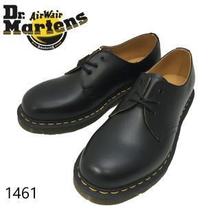 ドクターマーチン Dr.Martens カジュアル 黒 3ホール ブラック 1461 jefferywest