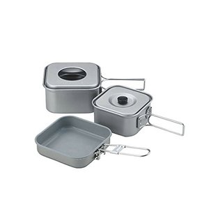 サイズ:鍋 13:約12.7×12.7×7.45(深さ)cm 鍋 11:約10.8×10.8×6.4...