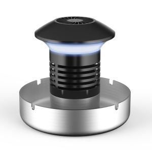 wz-00622 スモークレス灰皿  卓上 USB充電式 2階段風量切れ  空気清浄機  脱臭機 イ...
