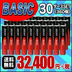 送料無料 シャトル WAGI FEEL WIN-BASIC-30ダースセット(360個入り)3級ガチョウ羽根使用※ jenet