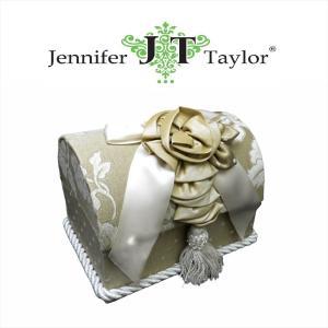 ジェニファーテイラー トランク BOX ボックス 小物入れ 収納 高級 おしゃれ かわいい エステ ネイル Heirloom  Jennifer Taylor 32114BX|jennifertaylor