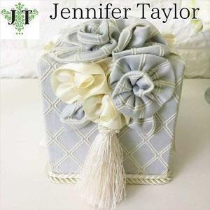 ジェニファーテイラー トイレットペーパーBOX Swanson  Jennifer Taylor 32255TB|jennifertaylor
