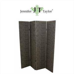 ジェニファーテイラー スクリーン 間仕切り パーテーション 衝立  Espresso Jennifer Taylor 32357SN|jennifertaylor