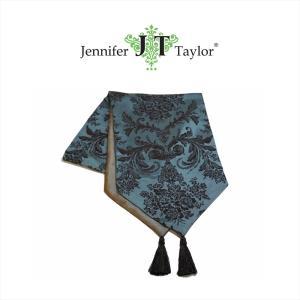 ジェニファーテイラー テーブルランナー 180 テーブル サイドボード 玄関 おしゃれ かわいい エステ ネイル Carlisle Jennifer Taylor 32372TR|jennifertaylor