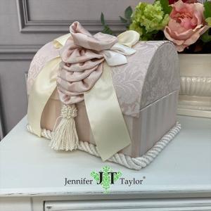 ジェニファーテイラー トランク BOX ボックス 小物入れ 収納 高級 おしゃれ かわいい エステ ネイル プリンセス 姫 Haruno  Jennifer Taylor 32471BX jennifertaylor