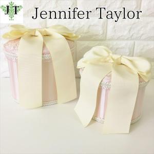 ジェニファーテイラー オーバルBOX2Pセット リボン Haruno  Jennifer Taylor 32472BX|jennifertaylor