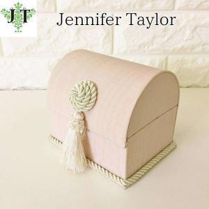 ジェニファーテイラー トランク BOX 小 ボックス 小物入れ 収納 高級 おしゃれ かわいい エステ ネイル Chinon/PK Jennifer Taylor 32756BX|jennifertaylor