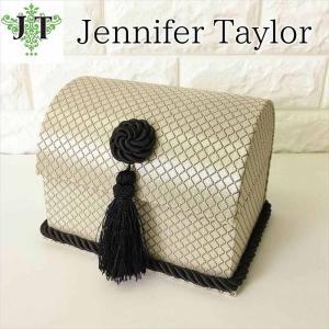 ジェニファーテイラー トランク BOX ボックス 小物入れ 収納 高級 おしゃれ かわいい エステ ネイル Givet Jennifer Taylor 32891BX|jennifertaylor