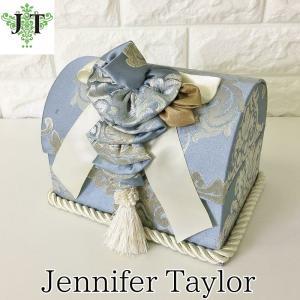 ジェニファーテイラー トランク BOX ボックス 小物入れ 収納 高級 おしゃれ かわいい エステ ネイル  Ciel Jennifer Taylor 32973BX|jennifertaylor