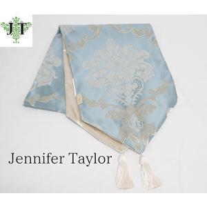 ジェニファーテイラー テーブルランナー 180 テーブル サイドボード 玄関 おしゃれ かわいい エステ ネイル  Ciel  Jennifer Taylor 32977TR|jennifertaylor
