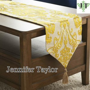 ジェニファーテイラー テーブルランナー Leone-YL  Jennifer Taylor 33029TR|jennifertaylor