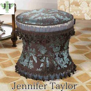 ジェニファーテイラー スツール 椅子 イス 布 布張り 高級 おしゃれ かわいい Carlisle Jennifer Taylor 33034ST jennifertaylor