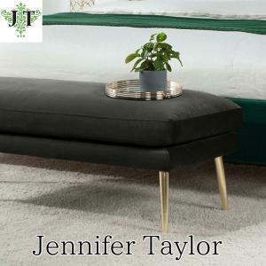 ジェニファーテイラー ベンチモダン 布 布張り 高級 おしゃれ Oliver  860 Jennifer Taylor 36015BH-860 jennifertaylor