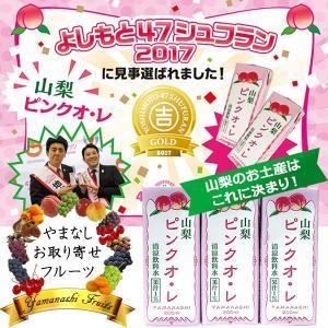 山梨 ピンクオレ 桃と牛乳ジュース 200ml×24本|jerichojericho