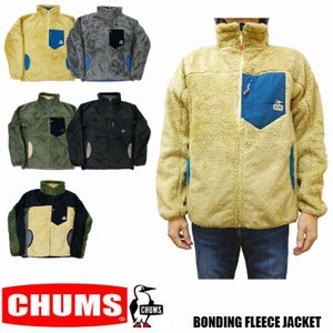 CHUMS チャムス フリース ジャケット CH04-1181|jerrys
