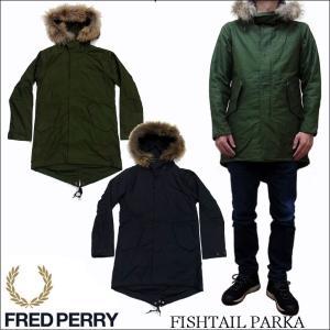 フレッドペリー FRED PERRY モッズコート F2516|jerrys