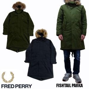 フレッドペリー FRED PERRY モッズコート F2562