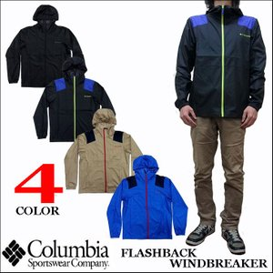 コロンビア COLUMBIA ナイロンジャケット FLASHBACK WINDBREAKER KE3972|jerrys