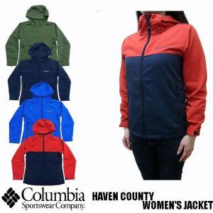 コロンビア COLUMBIA レディース ナイロンジャケット HAVEN COUNTY WOMEN'S  JACKET  PL3091|jerrys
