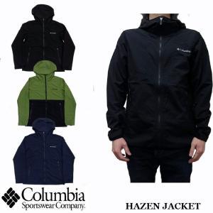 コロンビア COLUMBIA ナイロンジャケット HAZEN JACKET PM3378|jerrys