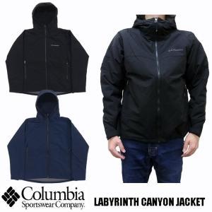 コロンビア COLUMBIA ナイロンジャケット LABYRINTH CANYONJACKET  PM3787|jerrys