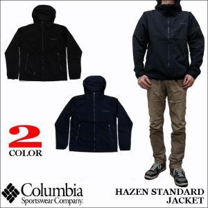 コロンビア COLUMBIA ナイロンジャケット HAZEN STANDARD JACKET PM3907|jerrys