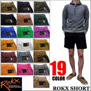 ロックス ROKX ショートパンツ|jerrys