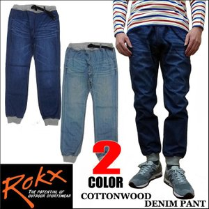 ROKX ロックス デニム クライミングパンツ  COTTONWOOD DENIM PANT RXMS6101|jerrys