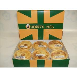 アップルシナモン Apple&Cinnamon アップルパイ!(お得な6個入り) 手づくり スイートパイ|jerryspies