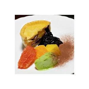ブルーベリーカスタード Blueberry&Custard 手づくりスイートパイ jerryspies 03
