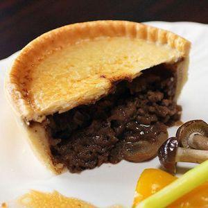牛肉&ワイン Beef &  Wine (お得な4個入り) 手づくり ミートパイ|jerryspies|02