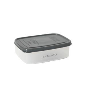 エンバランス 保存容器 角型590ml 密閉容器 発酵 鮮度保持
