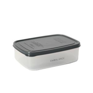 エンバランス 保存容器 角型870ml 密閉容器 発酵 鮮度保持