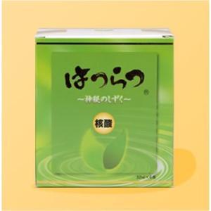 「はつらつ核酸」(32ml×6本入り)|jes-mineral-honpo