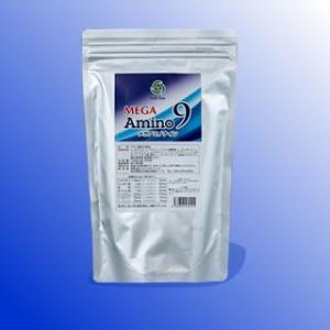 MEGA Amino9 (メガアミノナイン)3g×60包|jes-mineral-honpo
