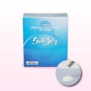 「ちょうトレ」1.5g×30包(顆粒)|jes-mineral-honpo