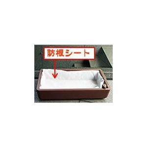 自動灌水プランター「希望の農園」L用 防根シート(消耗品)4枚セット|jes-mineral-honpo