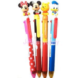 ★素材 ボールペン、シャープペン ★サイズ インクの太さ:0.5mm、インクの色:ミッキー・ドナルド...