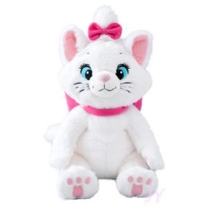 マリーちゃん(おしゃれキャット)♪ぬいぐるみ   ふわふわかわいいネコのグッズ 東京ディズニーリゾー...