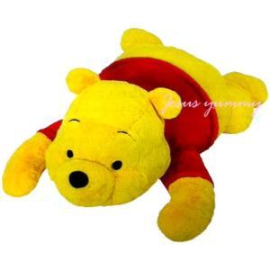 【東京ディズニーリゾート限定】くまのプーさん(Pooh) ぬいぐるみ M 抱き枕 枕 まくら ディズニーリゾートお土産袋付き♪【DISNEY】