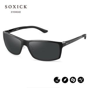 【10倍Pバック】SOXICK サングラス  偏光レンズ ミラー レディース メンズ SUNGLAS...