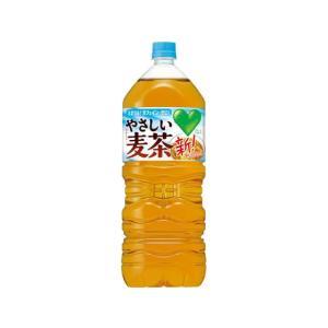 サントリー/GREEN DA・KA・RA やさしい麦茶 2L