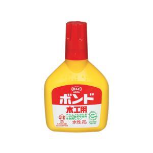 【仕様】●容量:50g●主成分:酢酸ビニール樹脂●木、布、竹など幅広く使えるボンドです。●乾くと白色...