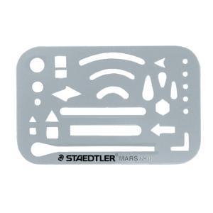 ステッドラー/ステンレス字消し板/52950|jetprice