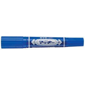 【仕様】●インク色:青●筆記線幅:細字/1.5〜2.0mm、太字/6.0mm●油性インキ●長さ:14...