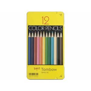 トンボ/色鉛筆 12色セット/CB-NQ12Cの商品画像